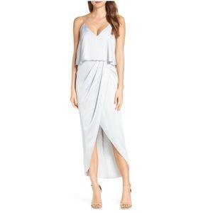 Revolve   SHONA JOY White Sleeveless Max Dress